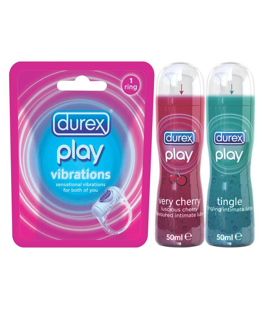 Durex Play Vibrations + Very Cherry + Tingle