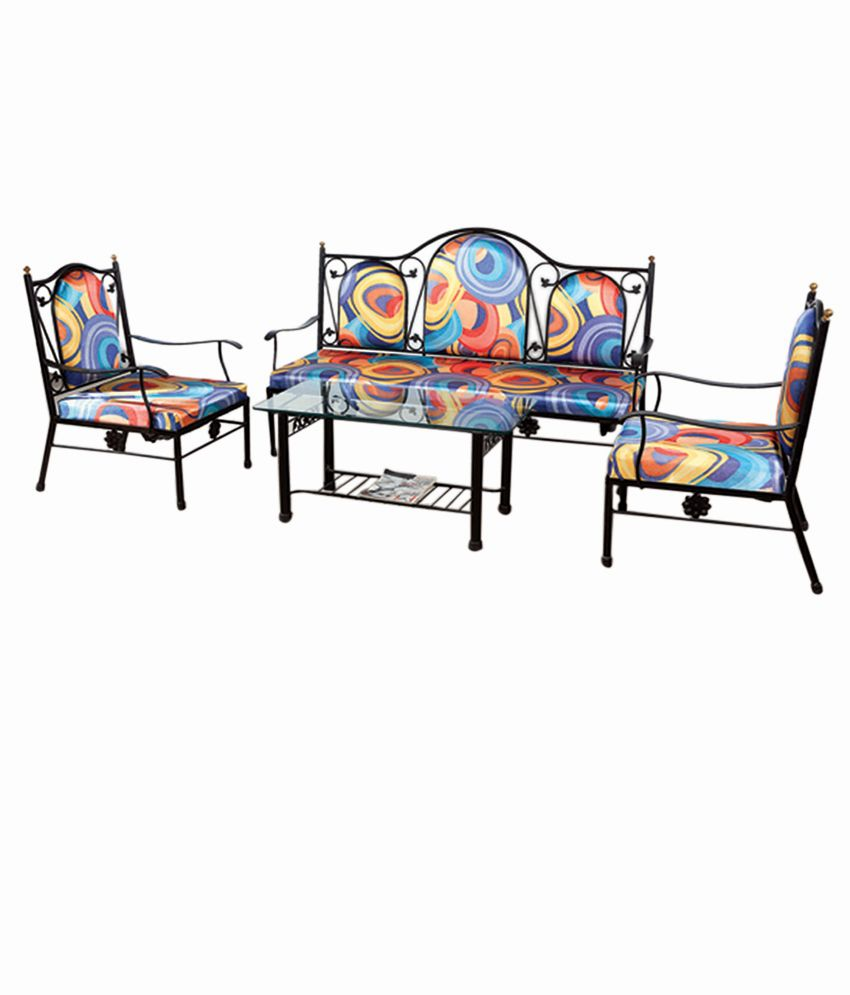 Tremendous Irony Sofa Set Buy Irony Sofa Set Online At Best Prices In Gmtry Best Dining Table And Chair Ideas Images Gmtryco