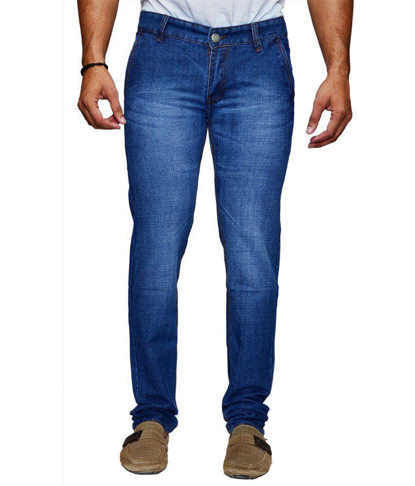 Sam & Jazz Blue Streachable Jeans