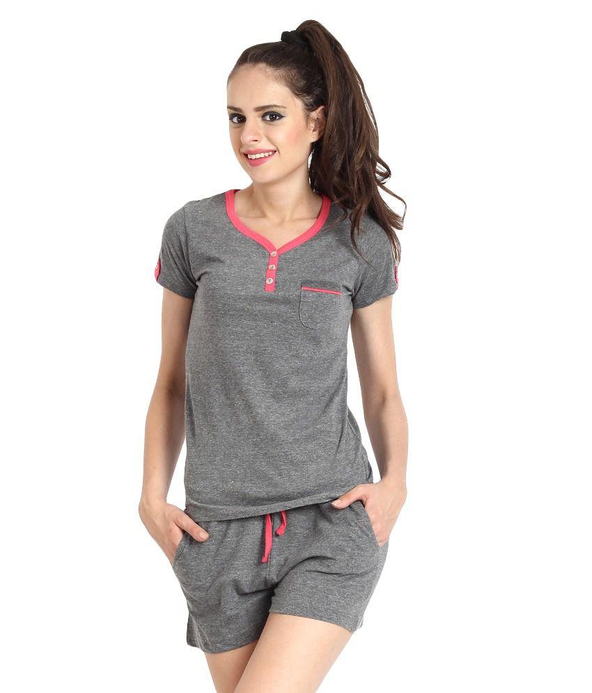 9856e5211f Nightwear Prices in India 2016  Buy Nightwear Online