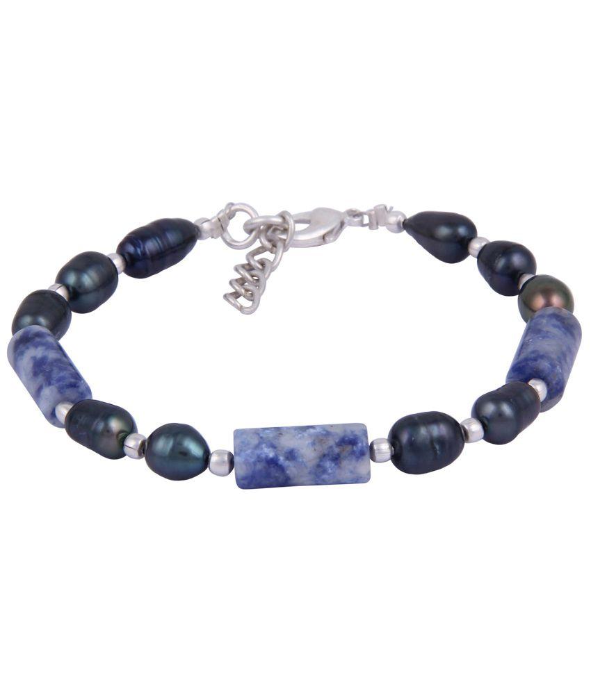 Pearlz Ocean Beautiful Blue Bracelet