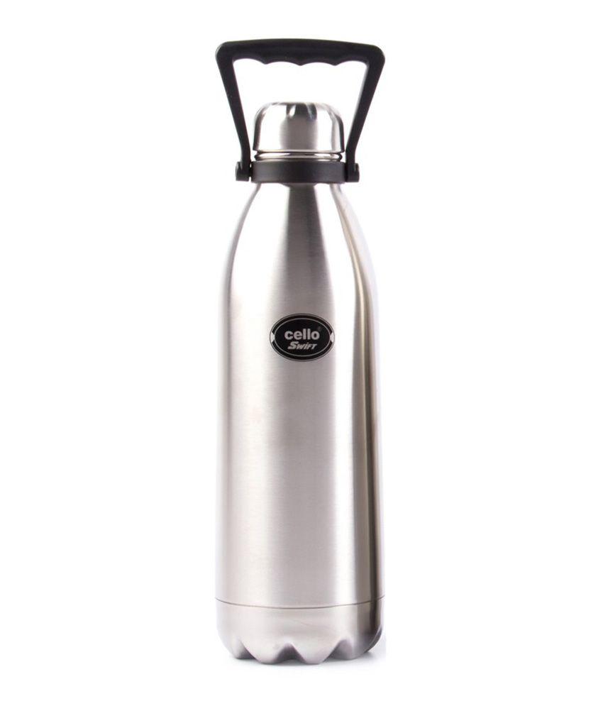 Cello Swift 1500 Ml Stainless Steel Bottle