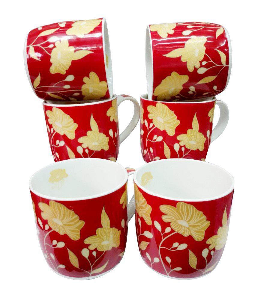 Marvel Multi Colour Coffee Tea Mug Set Set Of 6 Buy