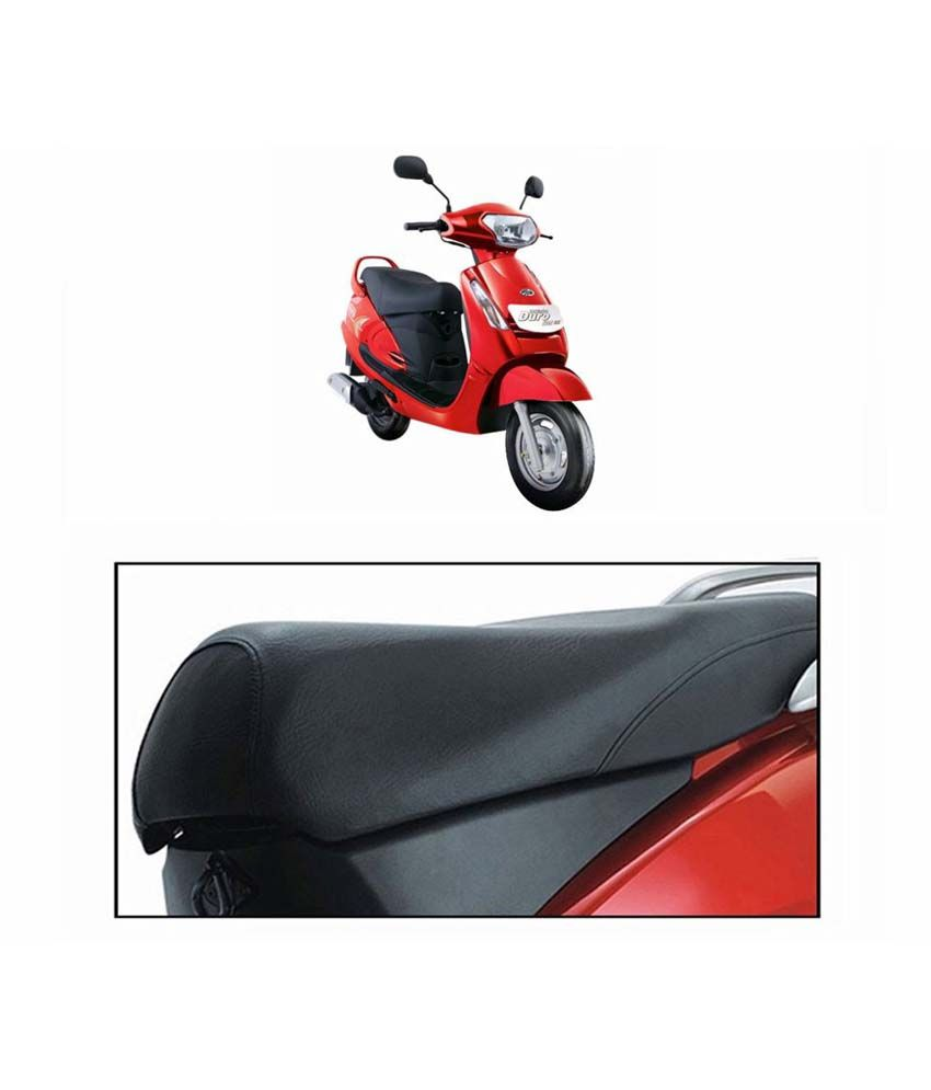 Relax Auto Accessories Seat Cover For Mahindra Duro Scooty