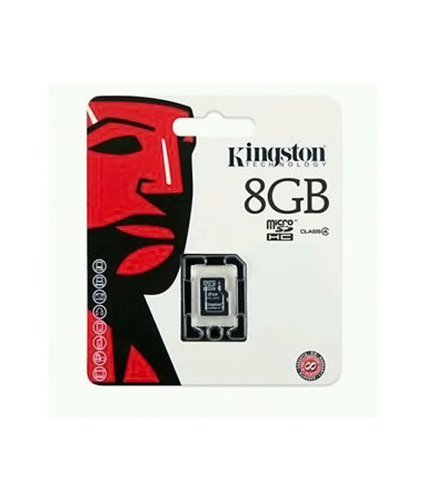 73af256e2 Kingston 8gb Micro Sd Memory Card - Memory Cards Online at Low Prices