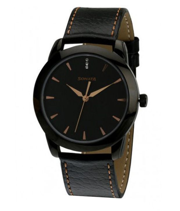 Sonata Soanata-7924Nl01 Men'S Watch