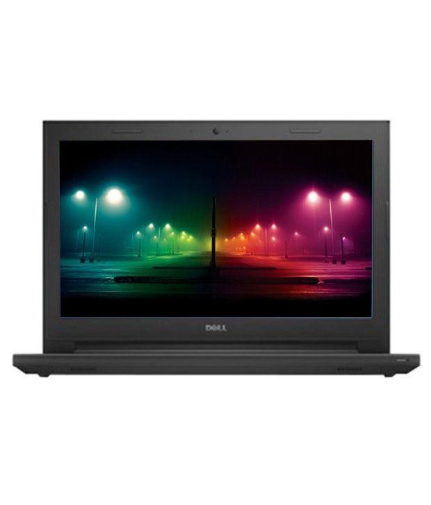 Dell Inspiron 15 3542 Touchscreen Notebook (4th Gen Intel Core i3- 4GB RAM- 500GB HDD- 39.62cm (15.6)- Windows 8.1) (Black)