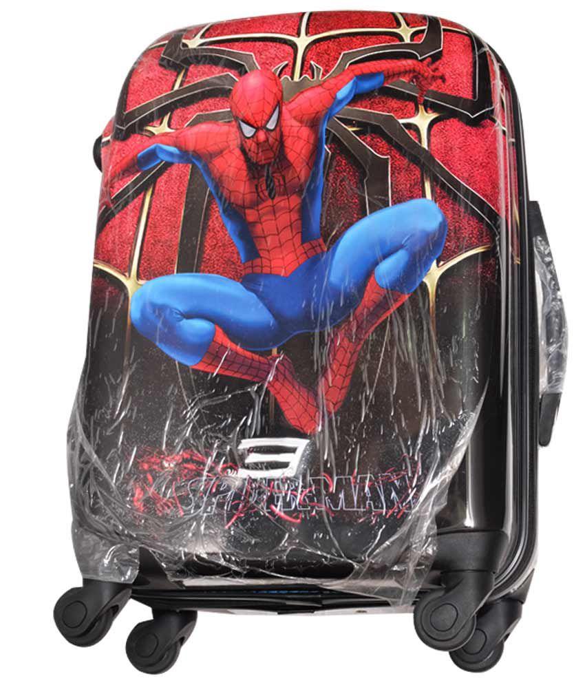 Spiderman Kids Suitcase - Buy Spiderman Kids Suitcase Online at ...