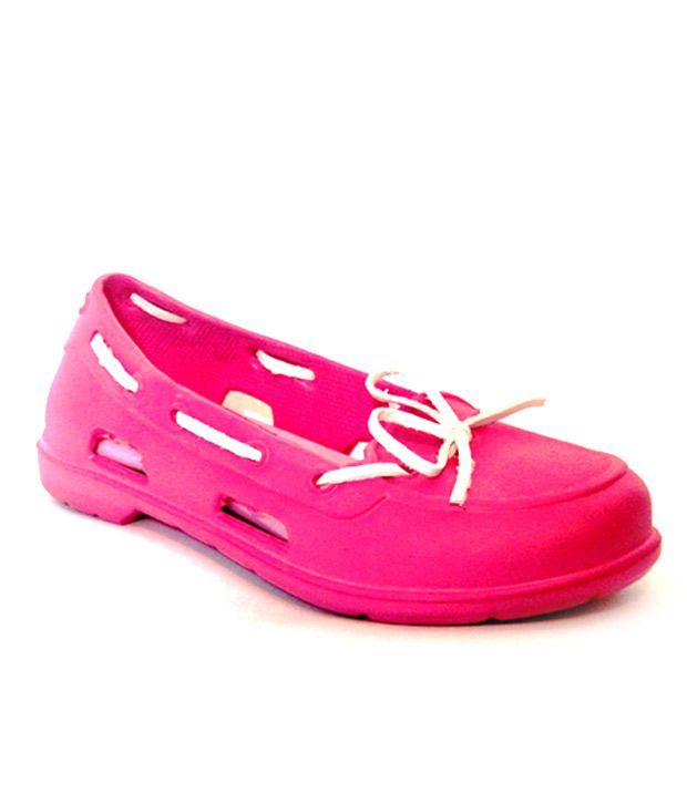 Eva Water Resistant Spire Eva Pink Bellarina (Multicolor)