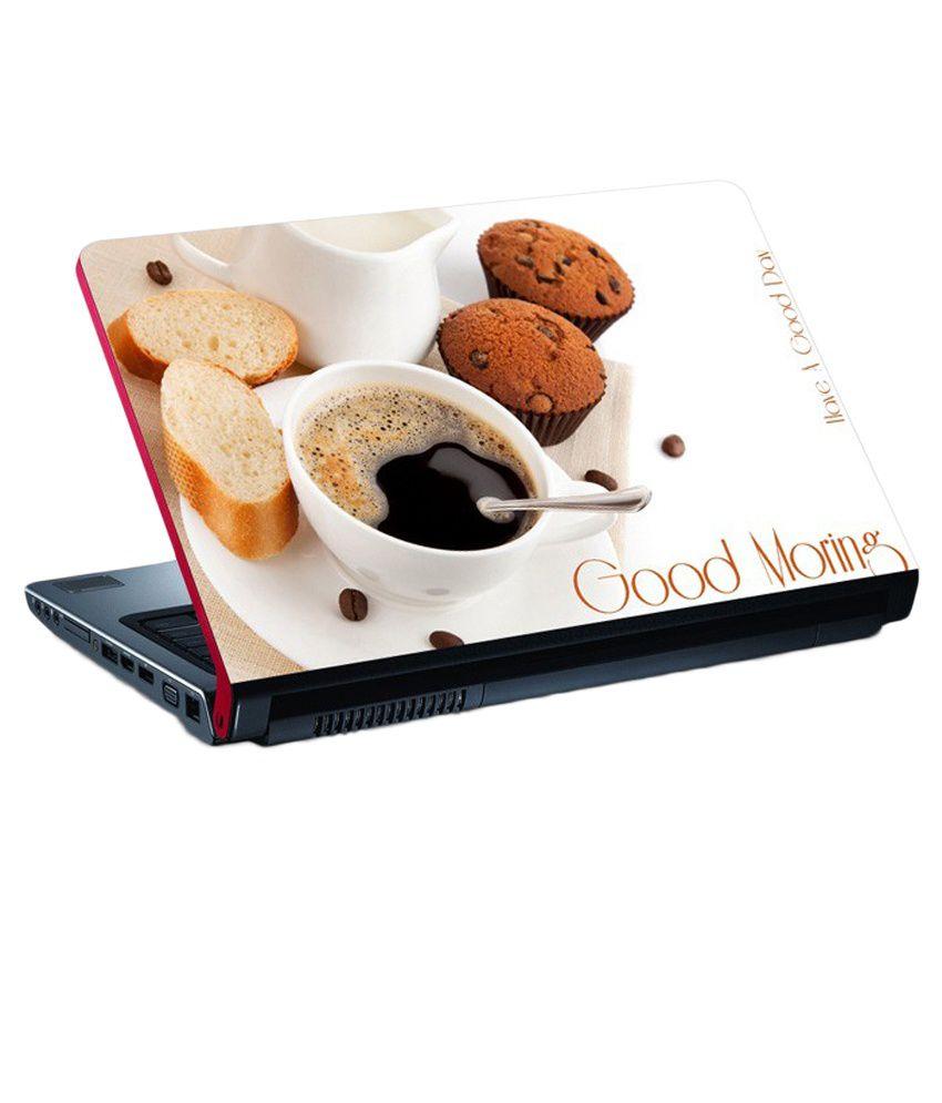 Good Morning Amore : Amore good morning laptop skin buy