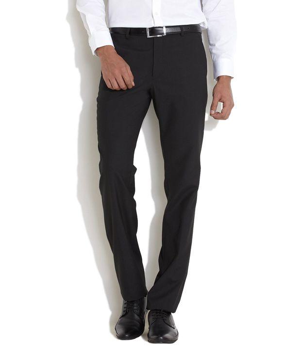 John Miller Black Classically Yours Trouser
