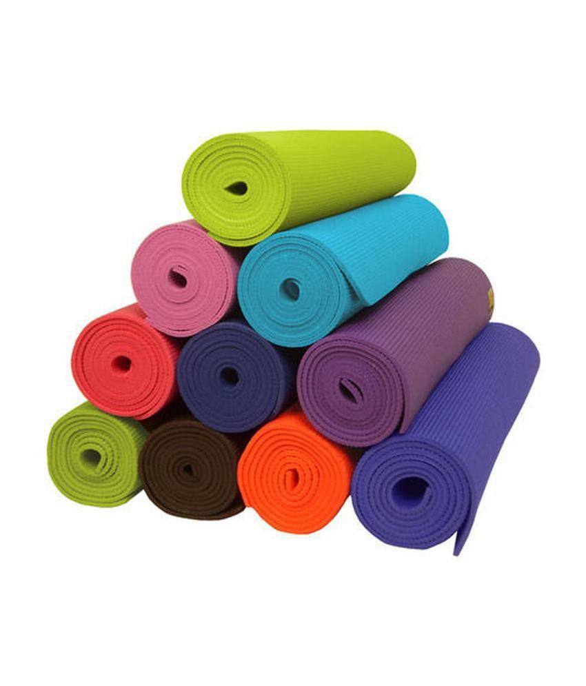 Sawariya Decor 3mm Yoga Mat: Buy Online At Best Price On