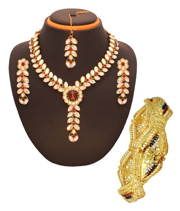 Vendee Fashion -Traditional jewelry Combo Offer (1188)