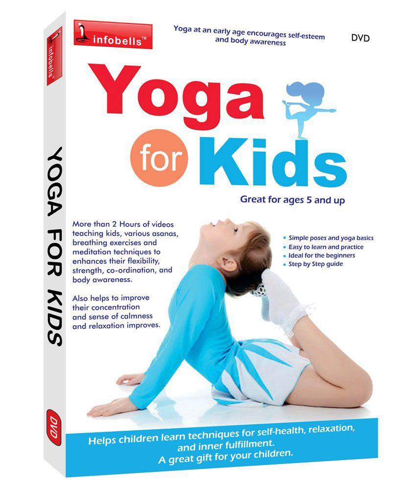 Infobells Yoga For Kids