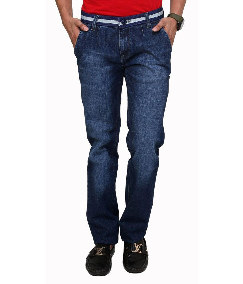 Adventure Narrow Fit Men's Jeans