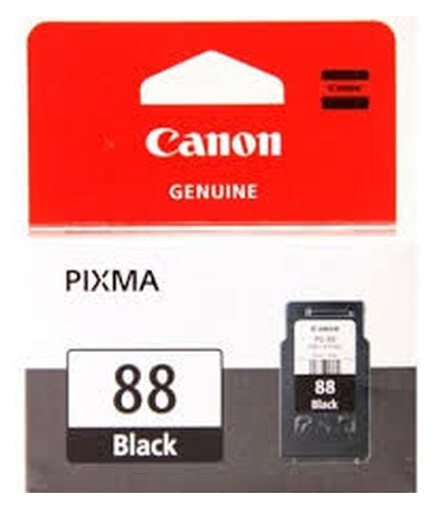Canon Pg-88 Black Cartridge