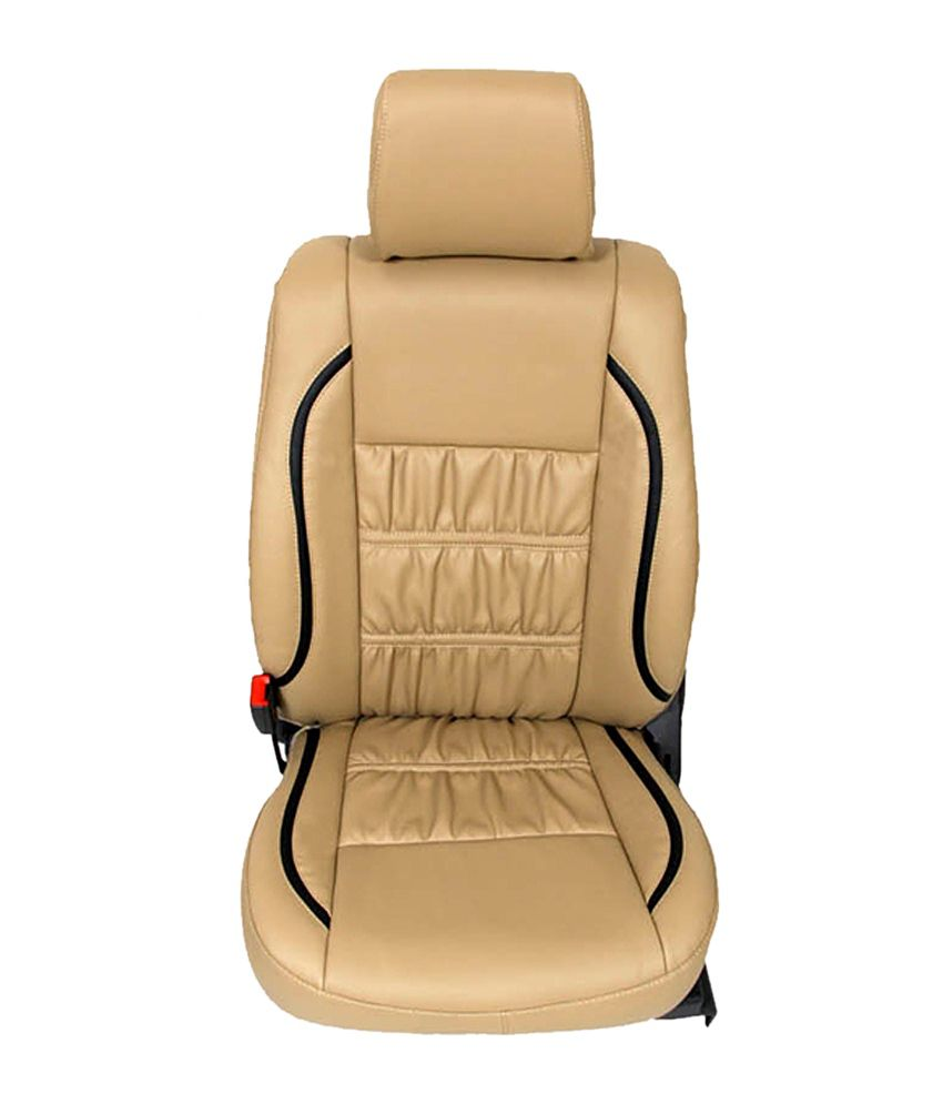 Leatherite Car Seatcovers For Datsun Go - Design Af001: Buy ...