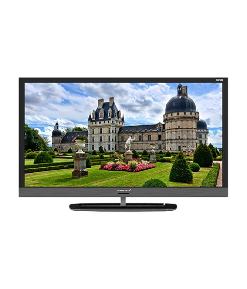 Videocon VJU40FH0HXAF 98 cm (39) Full HD (DDB Technology) LED Television