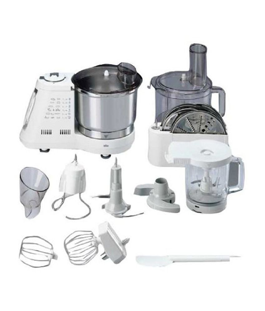Braun Multiquick  K Food Processor Price