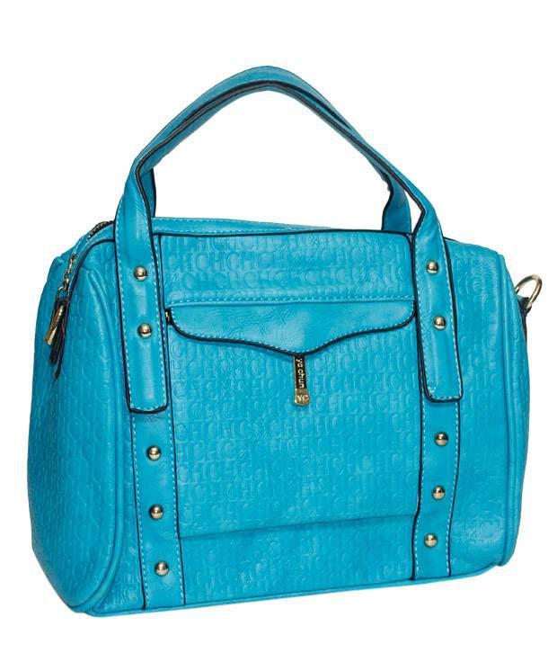 KUPIDDO KP-186 Blue Tote Bags