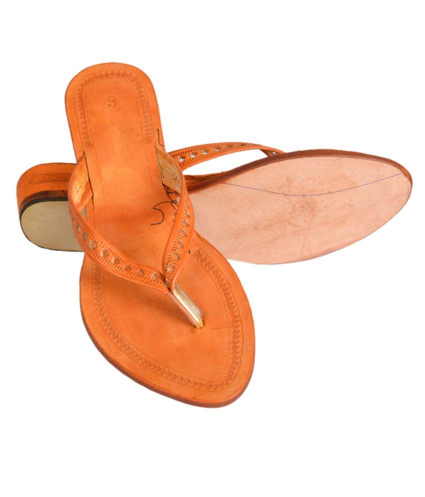 Tip Top Footwear Flat Tan Slippers Tip Top Footwear Flat Tan Slippers ...