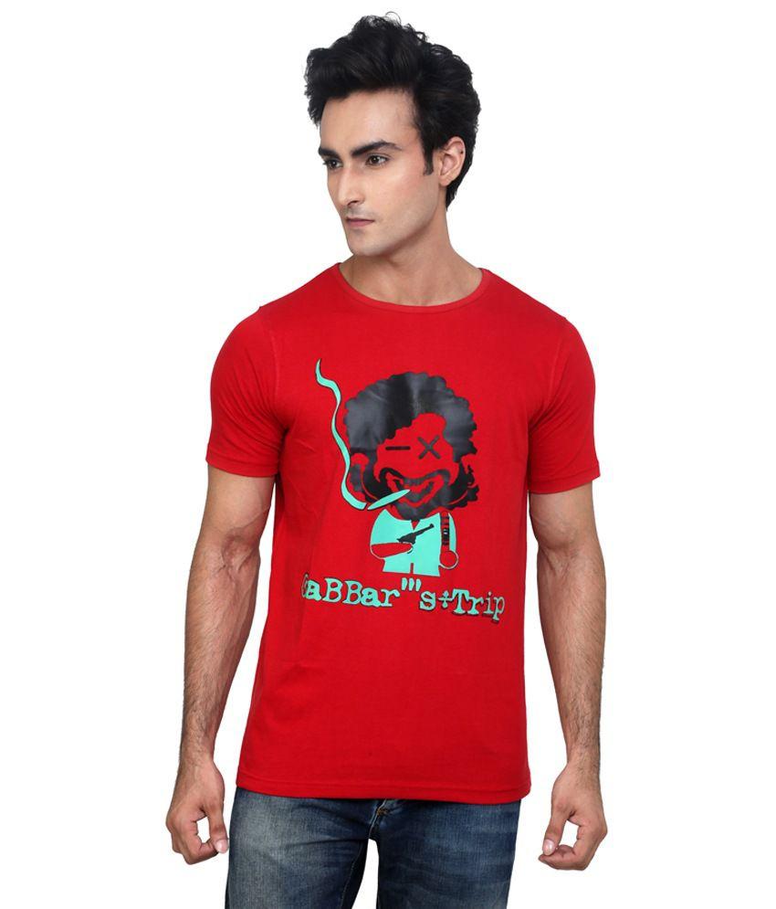 Incynk Gabbar's Trip T-shirt