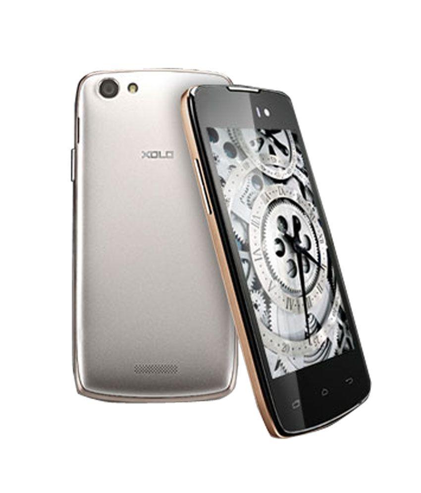 XOLO Q510s Gold