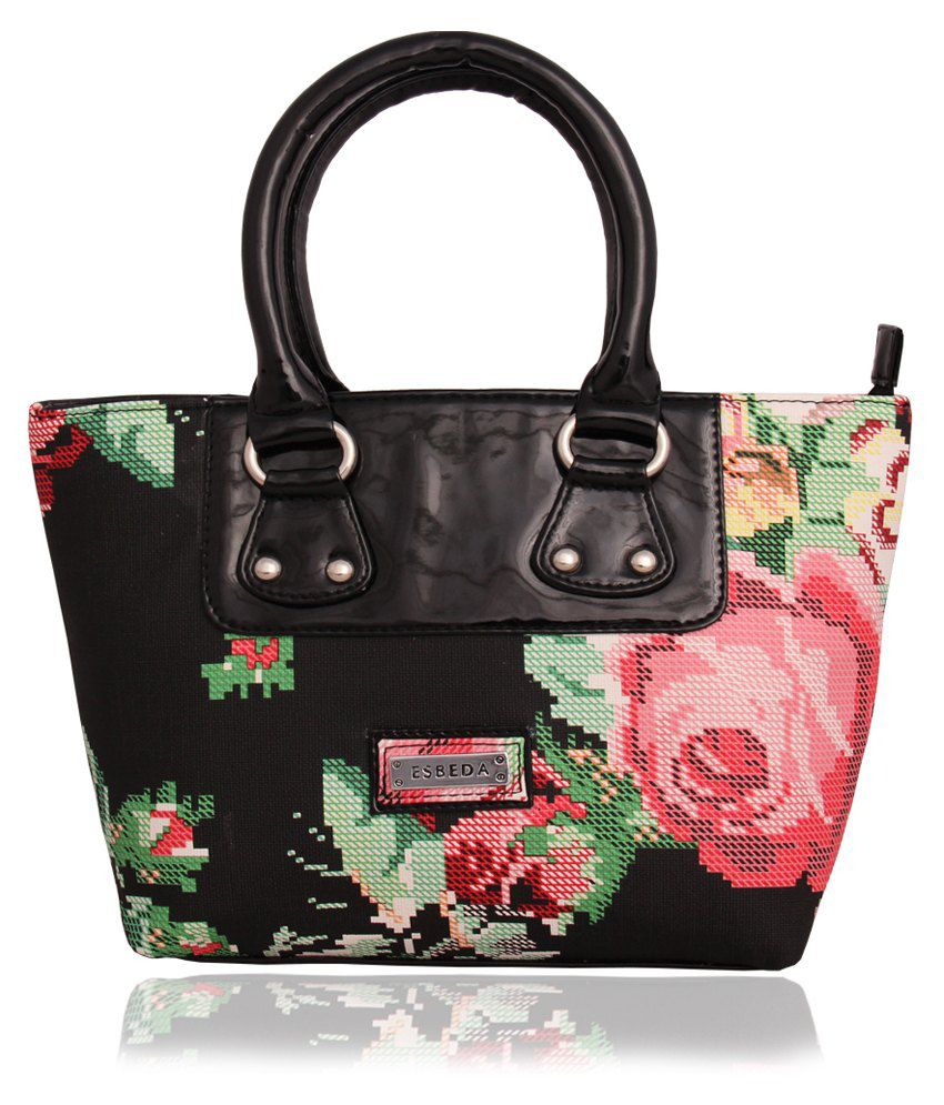 f81944d0a9 Esbeda Esb8101007red Black Shoulder Bags - Buy Esbeda Esb8101007red Black  Shoulder Bags Online at Best Prices in India on Snapdeal