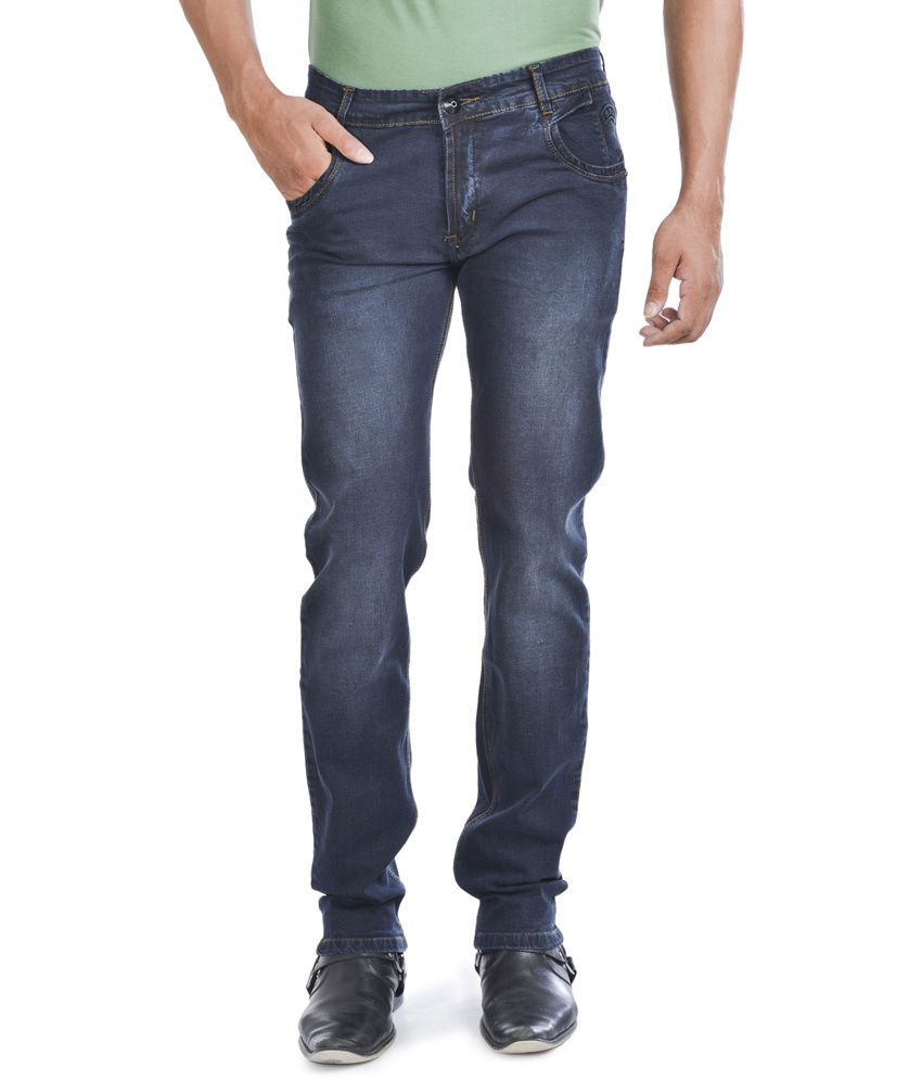 Wintage Jeans Grey Regular Fit Jeans