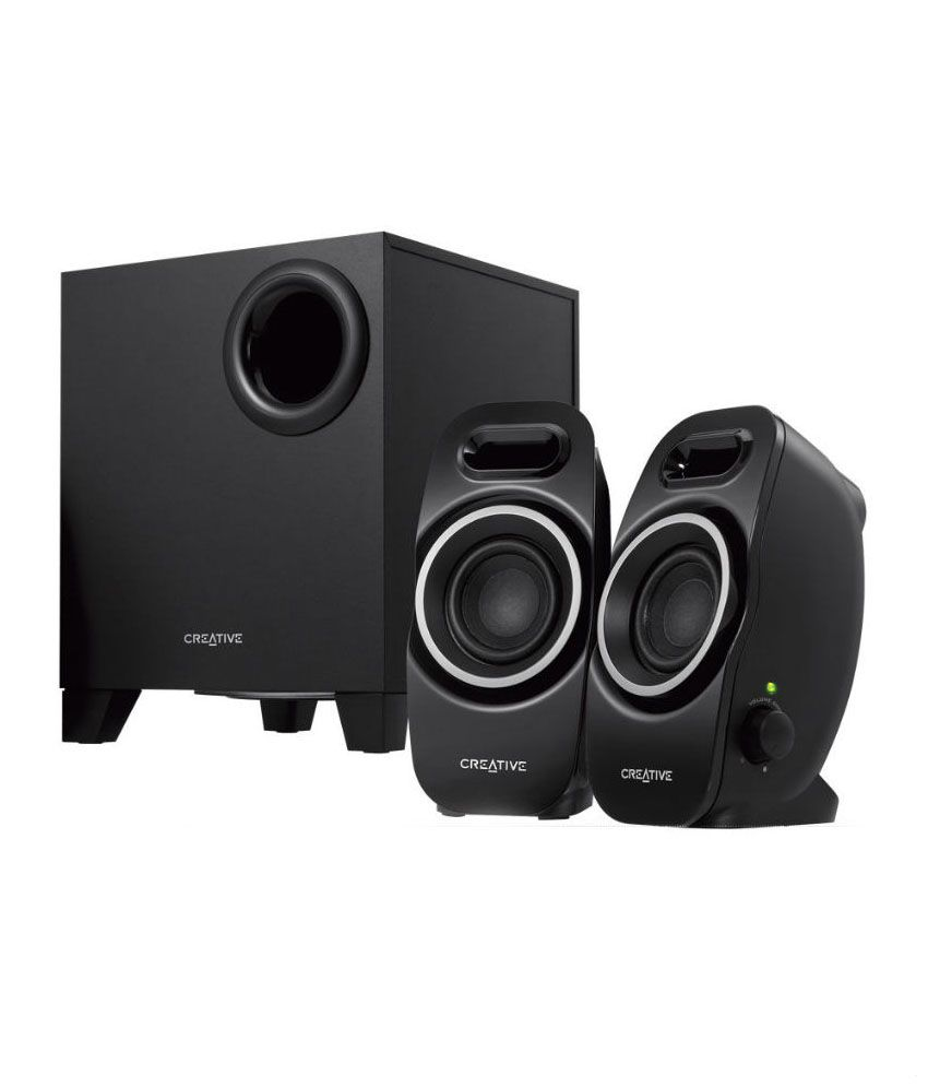 Creative SBS Computer Multimedia Speaker A355