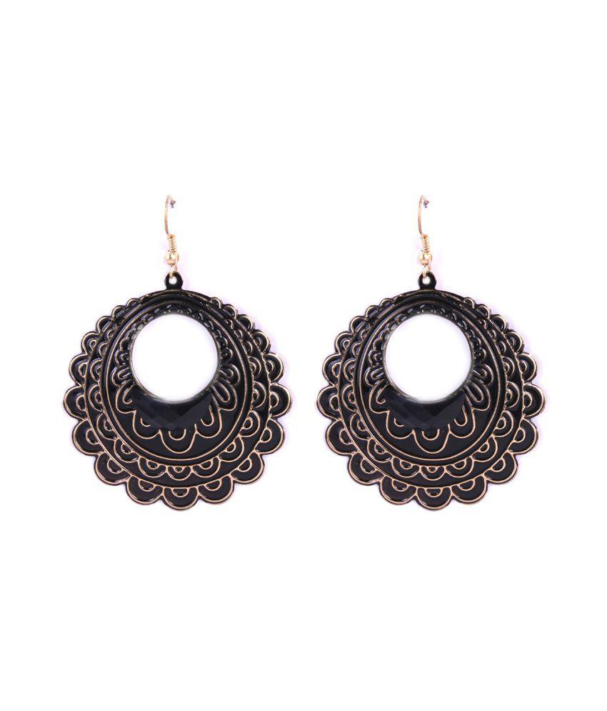Sp Jewellery Fashionable Earrings For Women #ern 415