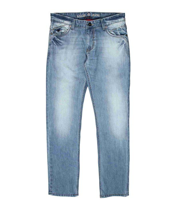 Killer Blue Slim Jeans