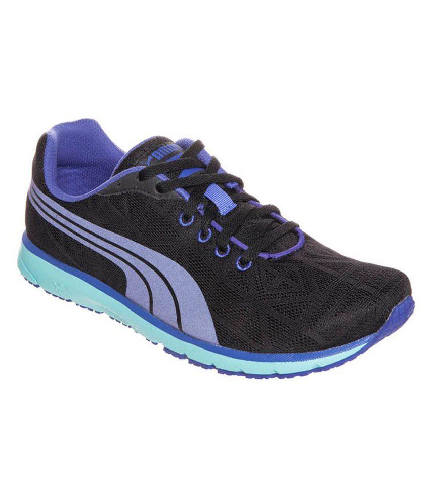 Puma Narita V2 Black Running shoes