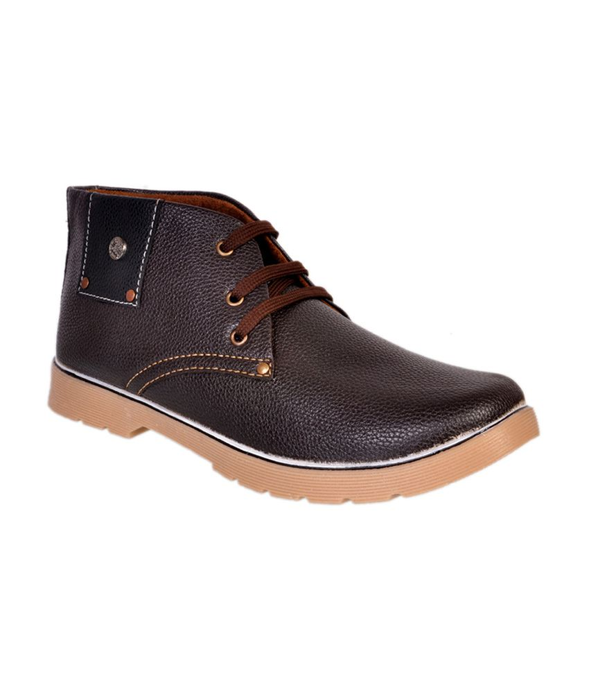 Afrojack Ankle length Boots
