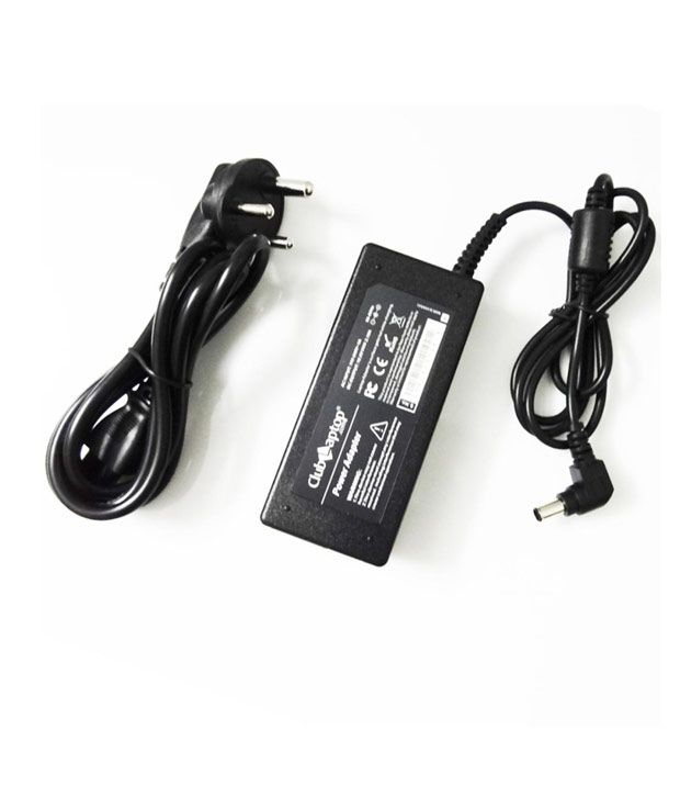 Clublaptop 90w Sony VGN-FS710FP VGNFS710W 19.5V 4.74A (6.5 x 4.4 mm) Laptop Adapter Charger
