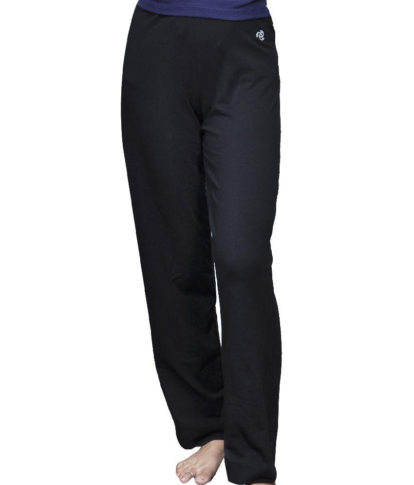 Jockey Black Cotton Pajamas Combo