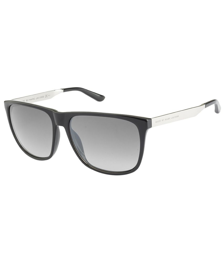 ea41fd2275ab Marc by Marc Jacobs MMJ 424/S Black Grey Gradient RMG Wayfarer Sunglasses -  Buy Marc by Marc Jacobs MMJ 424/S Black Grey Gradient RMG Wayfarer  Sunglasses ...