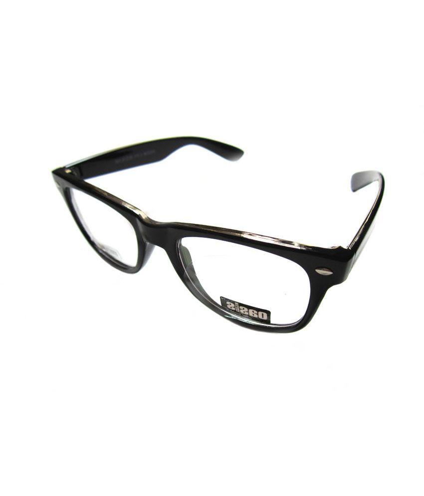 oasis anti glare zero power unisex eyeglasses for computer