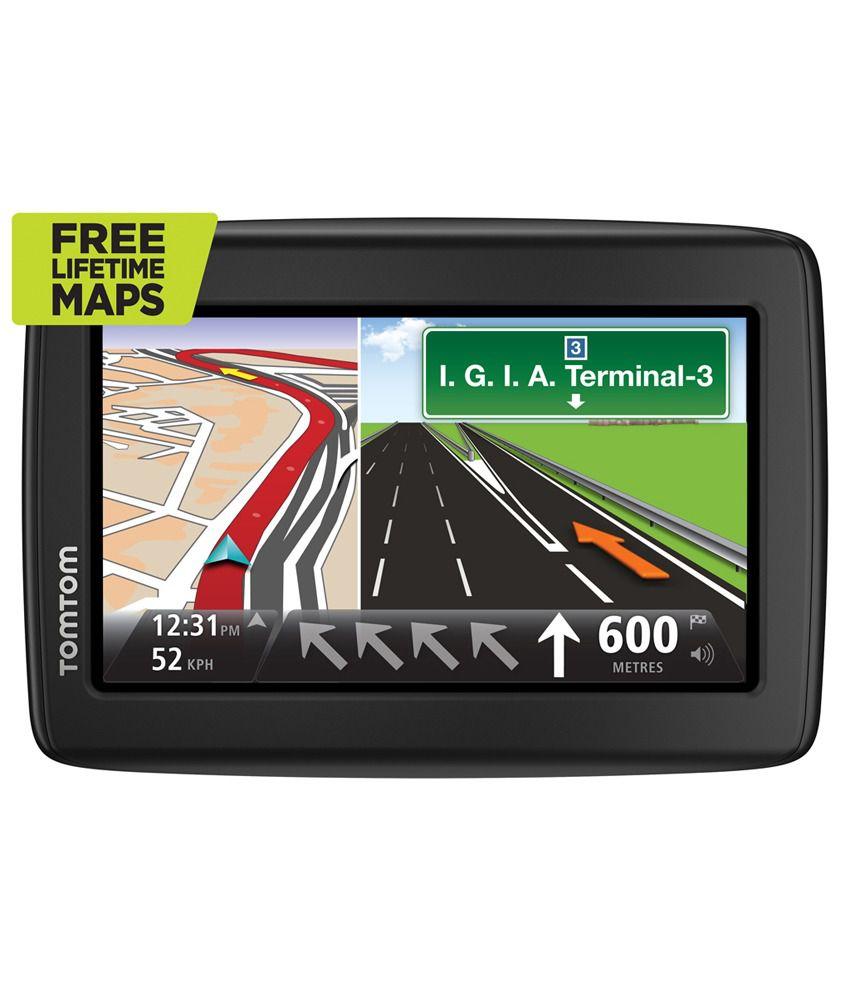 TomTom In Car GPS Navigation