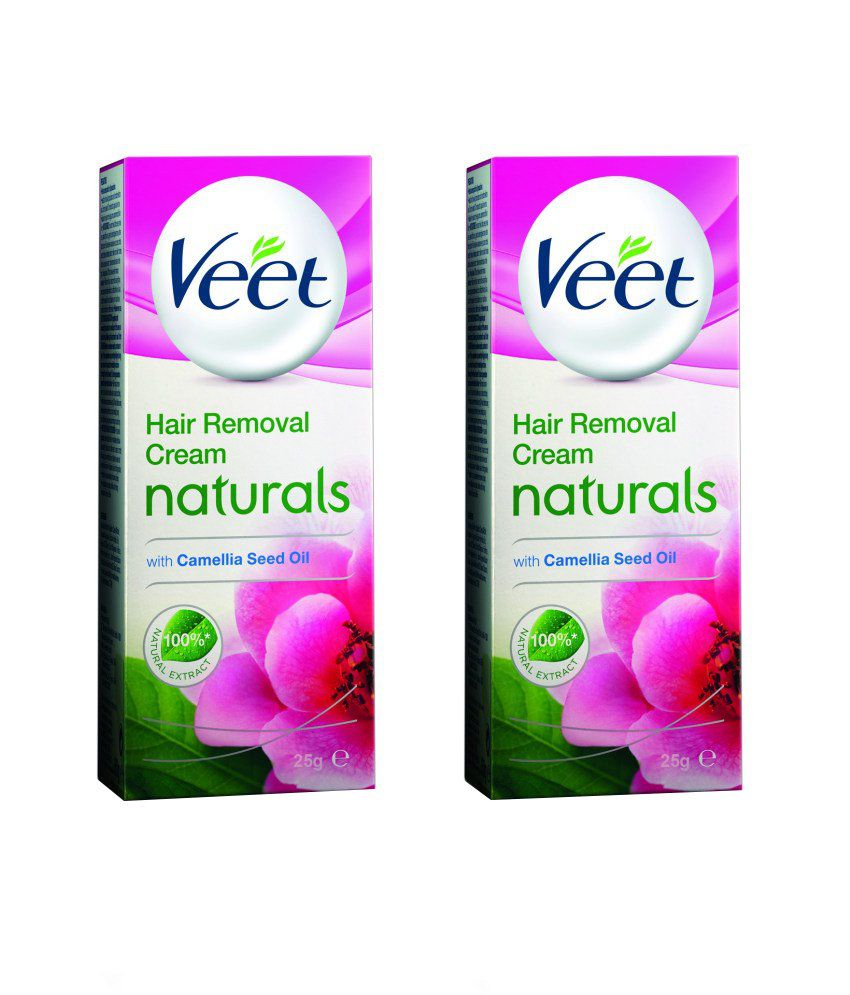 Veet Naturals Hair Removal Cream