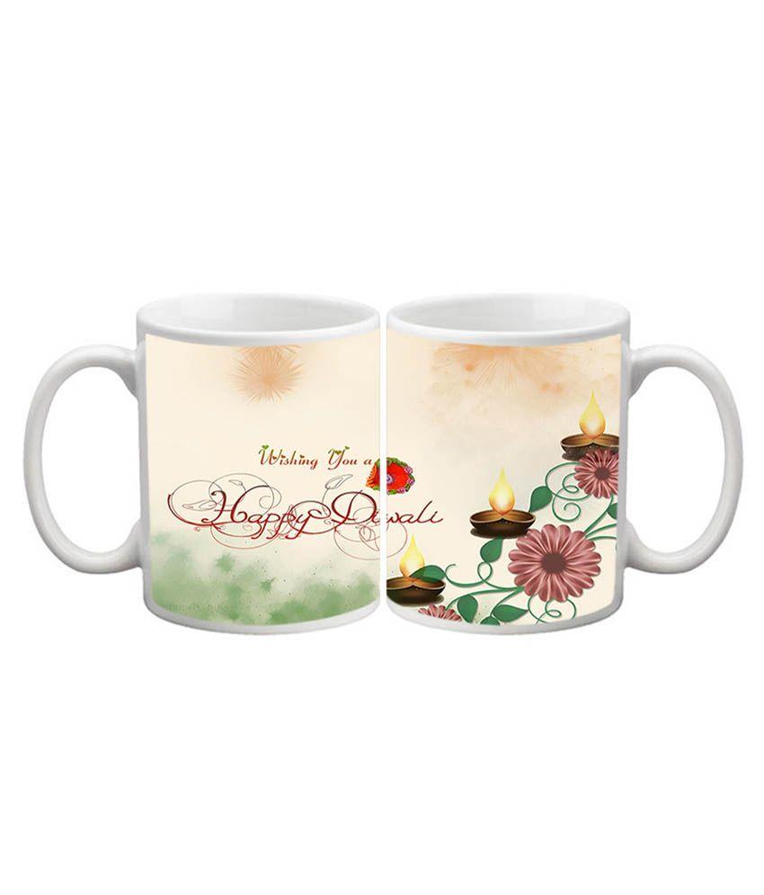 Shopkeeda Diwali Coffee Mug