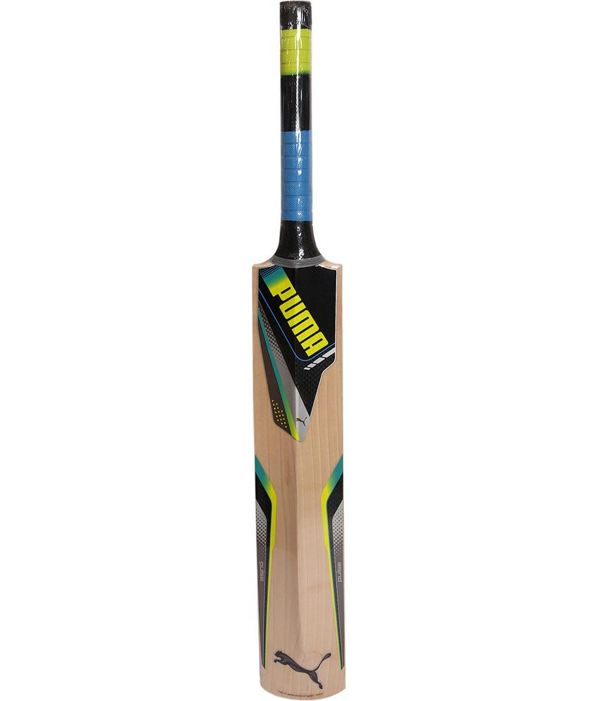 Puma Pulse 1700 English Willow Cricket Bat: Buy Online at ...