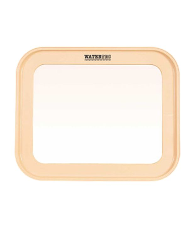 Buy watertec bathroom mirrors online at low price in india for Where to find mirrors