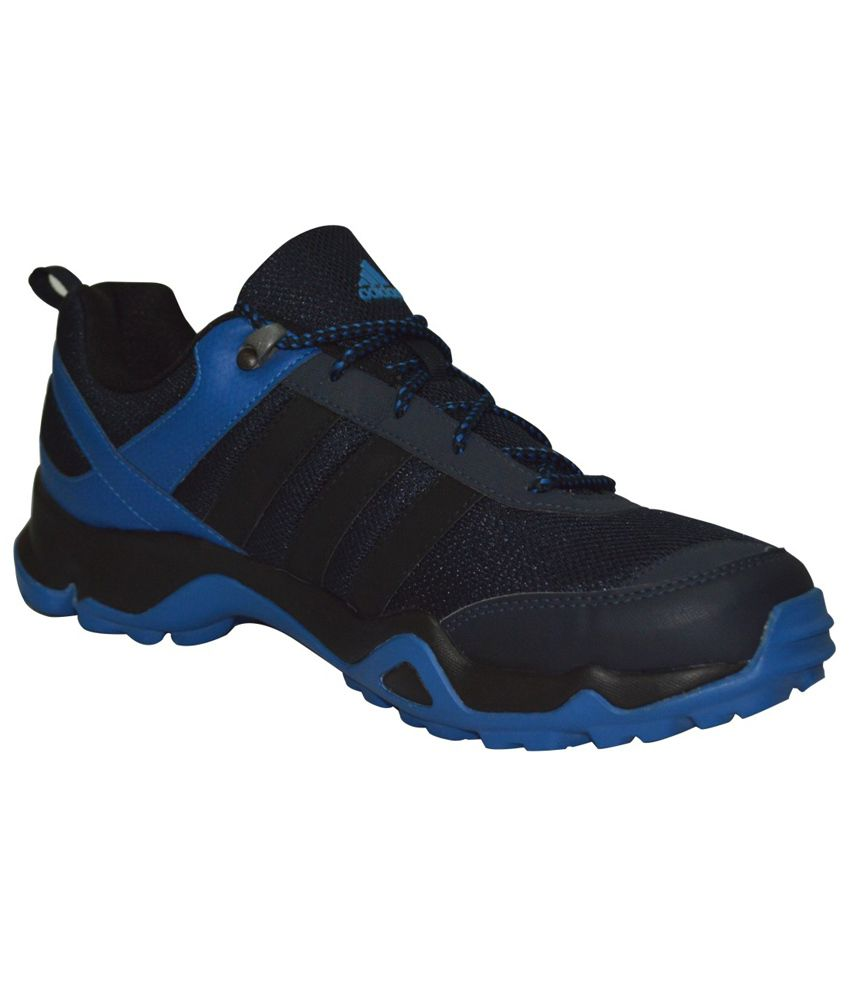 Adidas Trail Charger Blue Sports Shoes