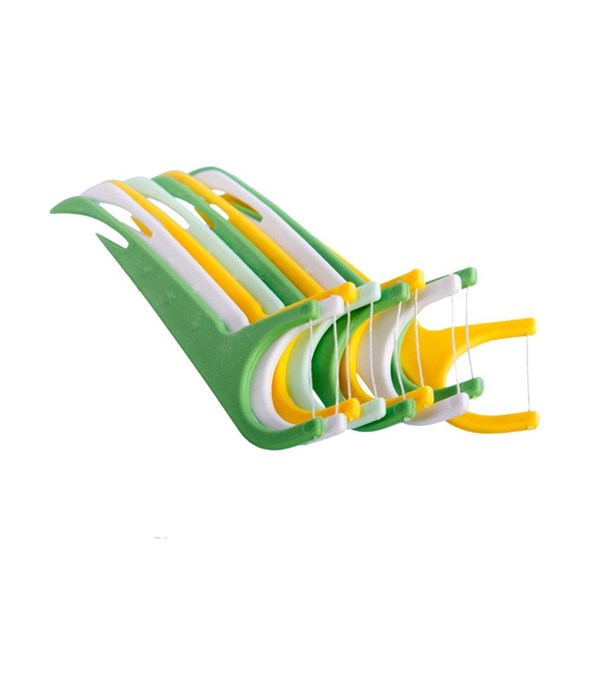 Healthbuddy Dental Floss Pick - 40 Piece