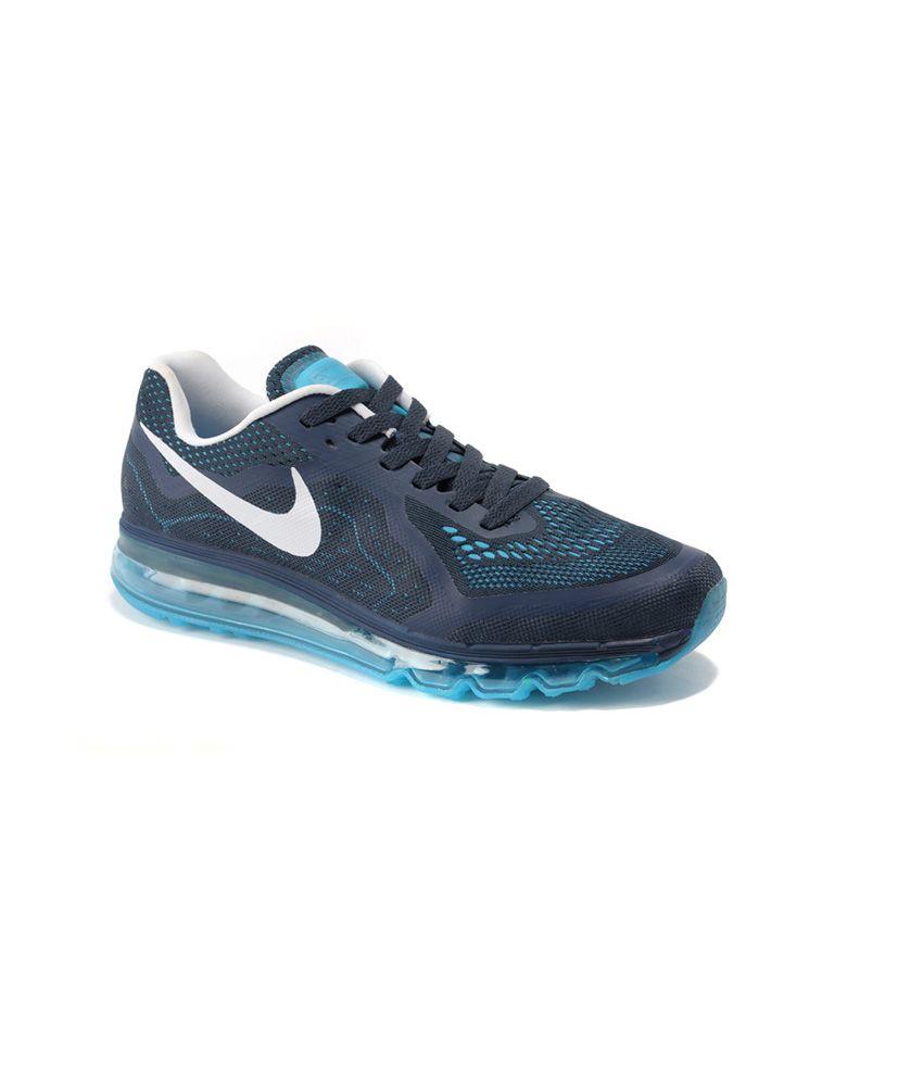 2014 nike air max blue