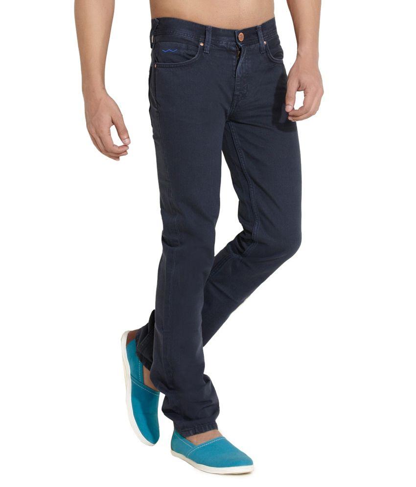 Web Jeans Blue Slim Jeans
