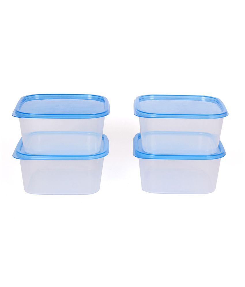 Gluman Fda Approved Food Grade Pp Kitchen Storage Container Box Set ...