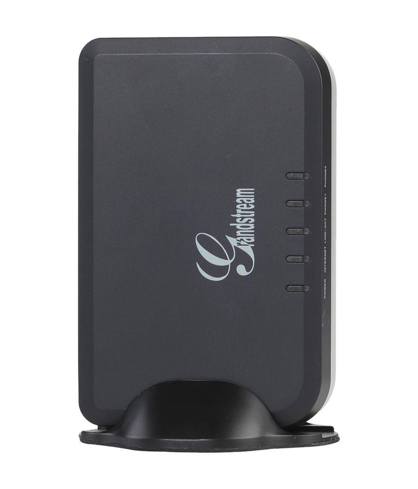 Grandstream HandyTone HT704 Analog Telephone Adaptors
