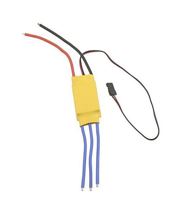 Robodo 30a Electronics Speed Controller Esc For Brushless Motor